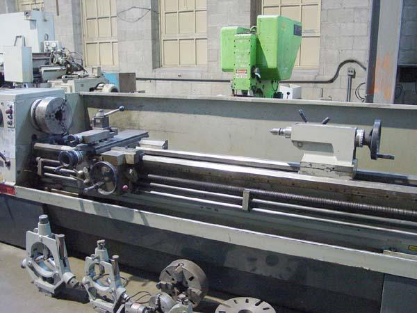 """17"""" X 100"""" Clausing Colchester Geared Head Engine Lathe"""