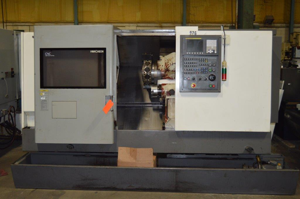 HWACHEON CUTEX 240MS