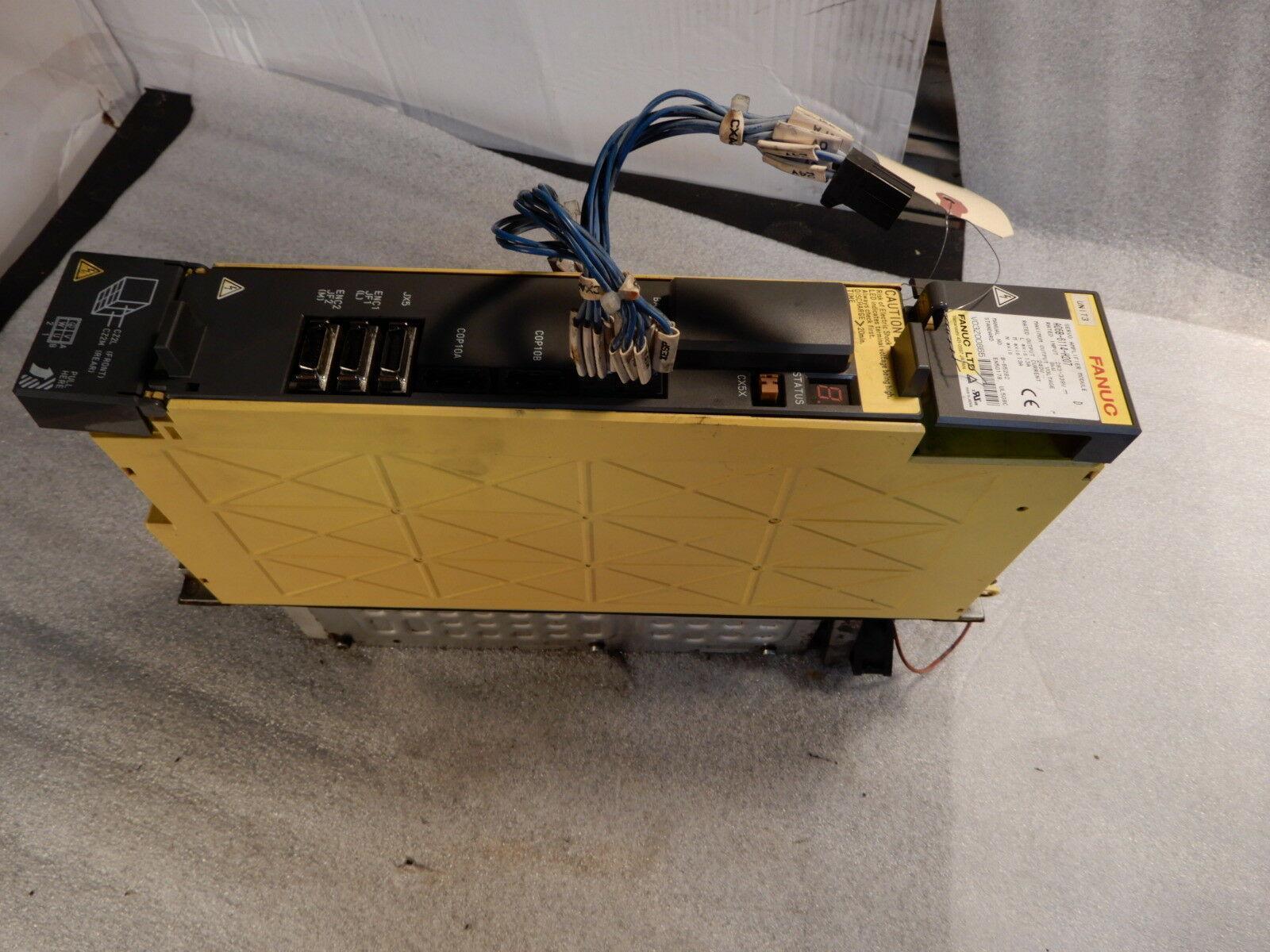 FANUC Servo Amplifier Module, A06B-6114-H207