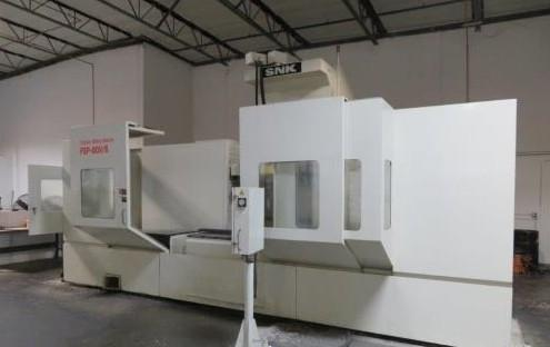 SNK FSP-80V - Machining Centers, Vertical | Machine Hub