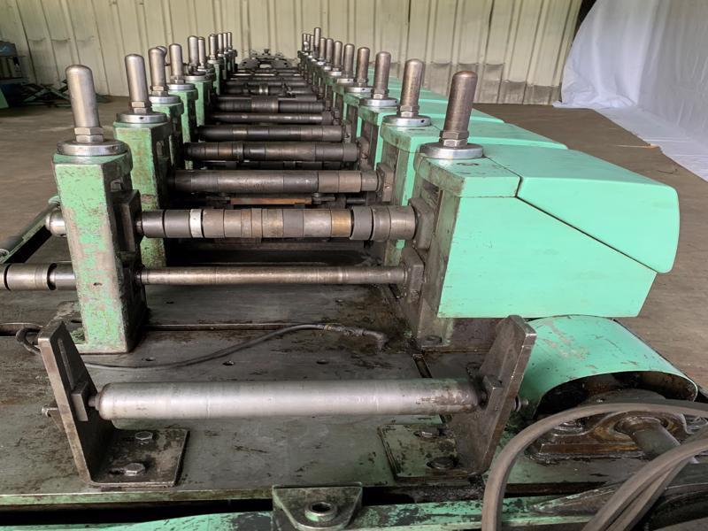 "12 Stand x 2"" x 14"" Yoder Model M2 Rollformer"