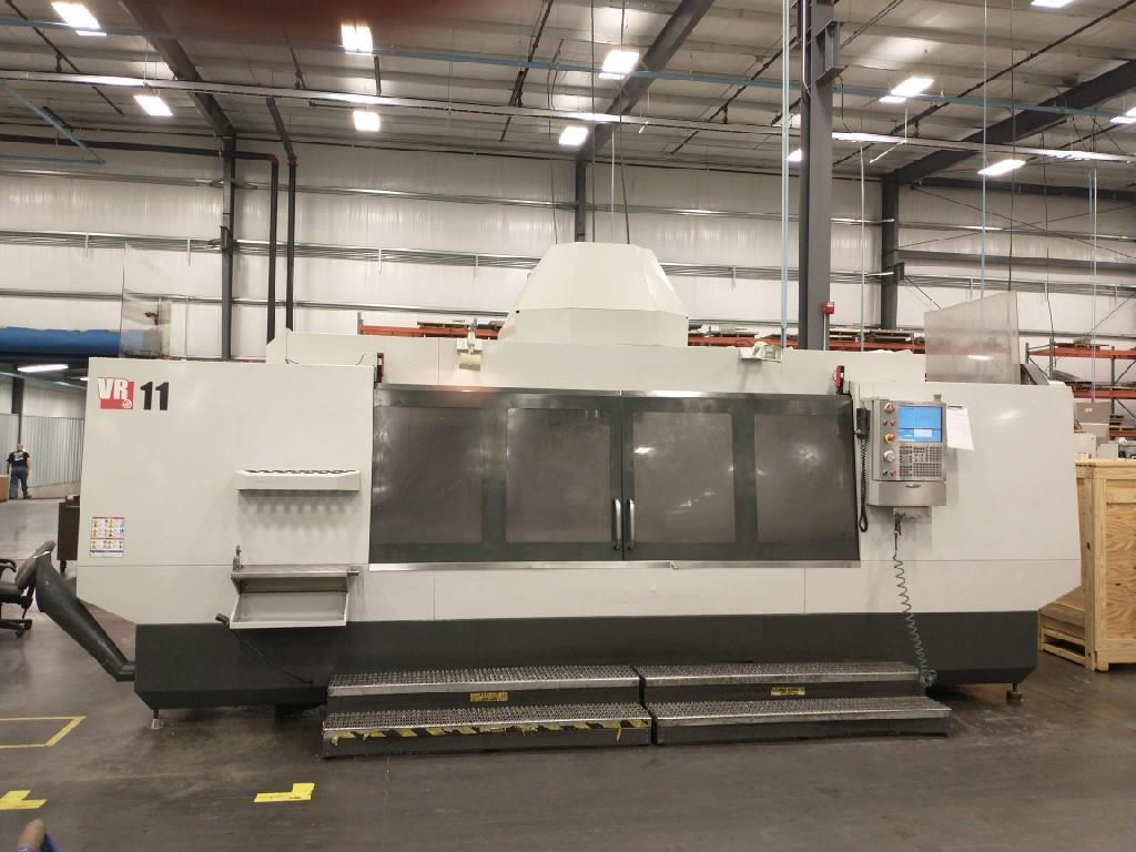 Haas VR-11 5-Axis Vertical Machining Center - 2 Available