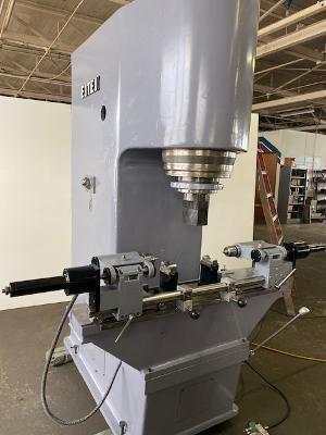 100 TON EITEL RP-100 HYDRAULIC STRAIGHTENING PRESS