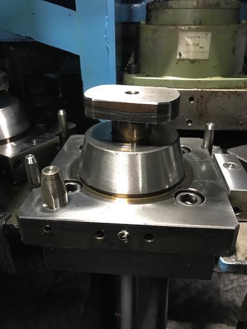 O-M Omega 70 Vertical CNC Lathe