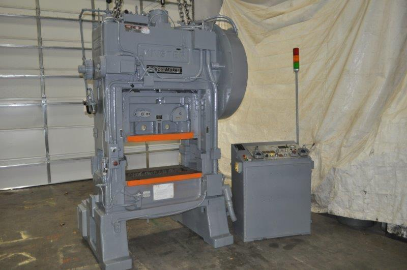 MINSTER 60 TON SSDC PRESS, STOCK# 14024J
