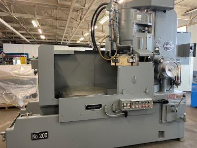 "Blanchard 20D-36, 36"" Rotary Surface Grinder"