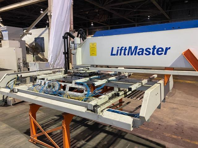 TRUMPF LMZ 3050 LIFTMASTER AUTOMATIC SHEET LOADER. STOCK # 0102120
