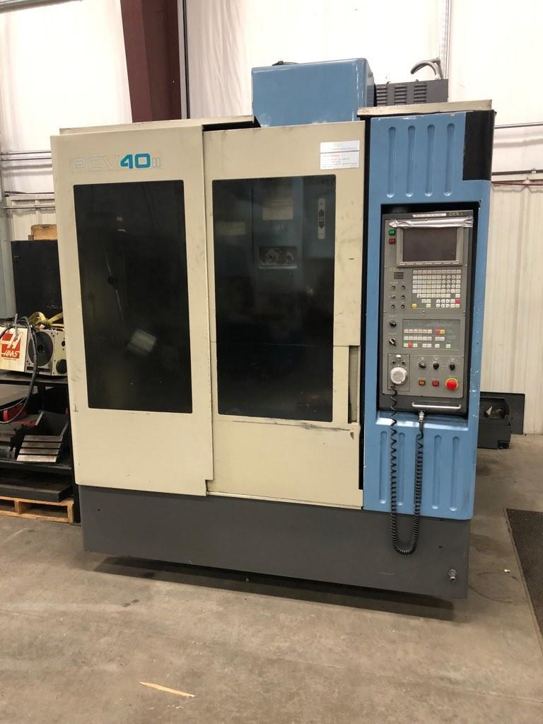 OKK PCV-40 II CNC Vertical Machining Center