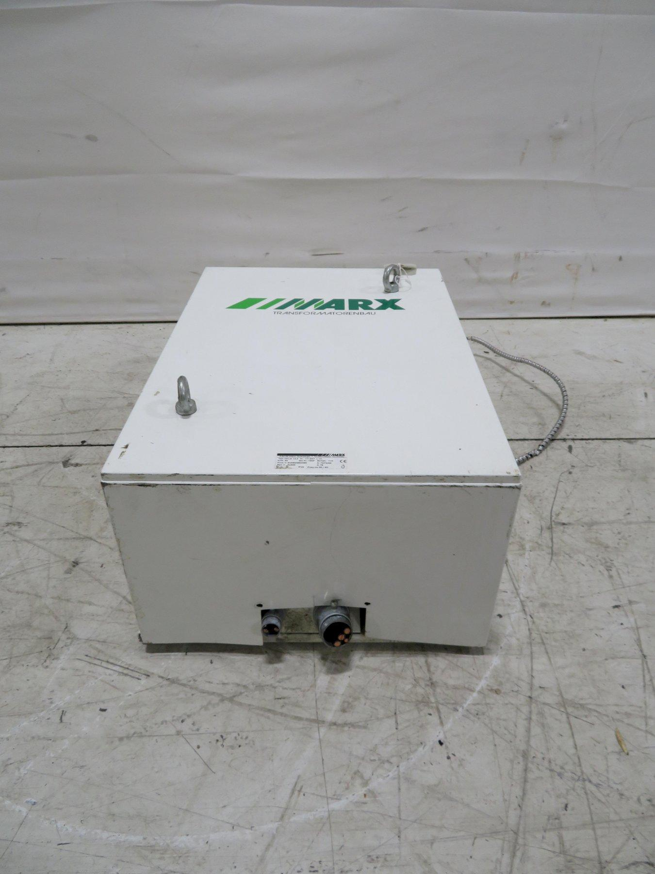 Mark Used Type VDLG 12.5 Transformer, 55KVA, 460V high, 400 low