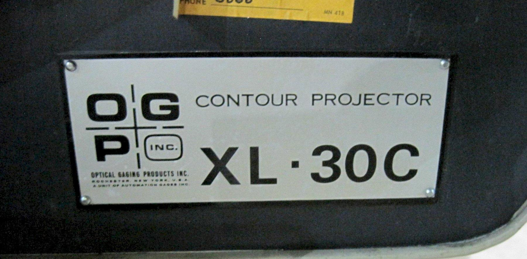 OGP Xl-30 Optical Comparator