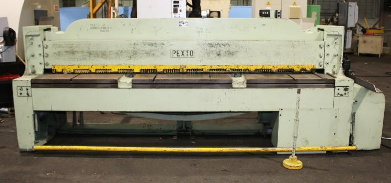 10 Ga x 10 ft. Pexto Mechanical Power Shear Model 10-U-10A