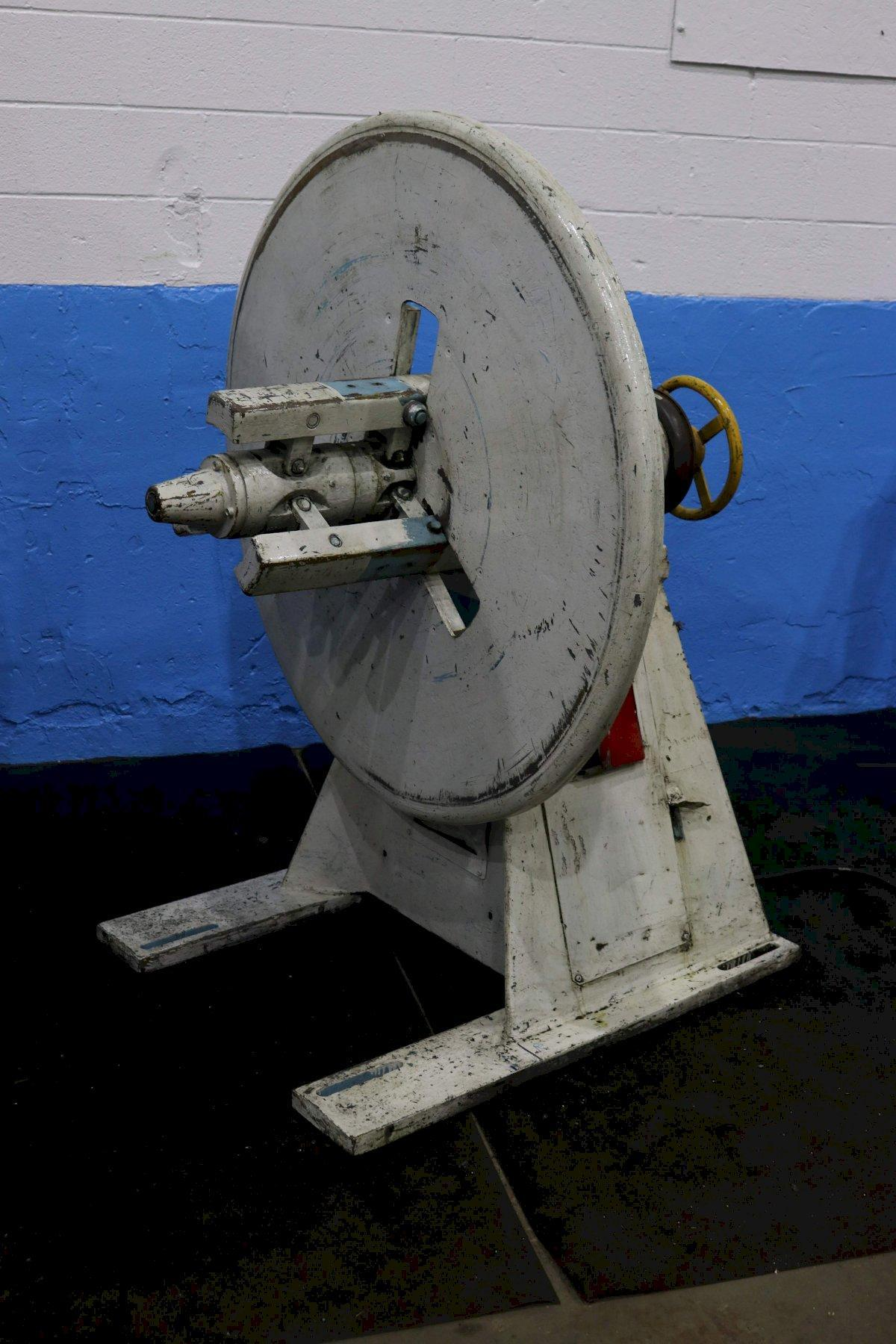 2500 LBS LITTELL MODEL #25-12 COIL REEL: STOCK #73732