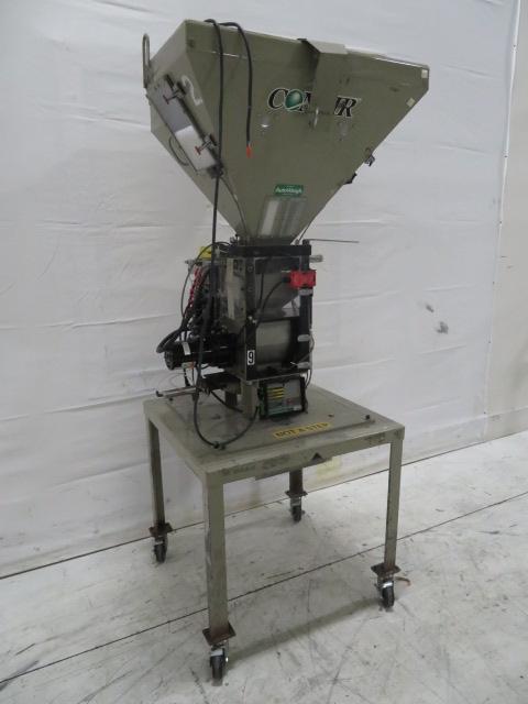 Conair Maguire Used WSB-122CF Gravimetric Blender, 350-475 lbs/hr, 110V, Yr. 2005