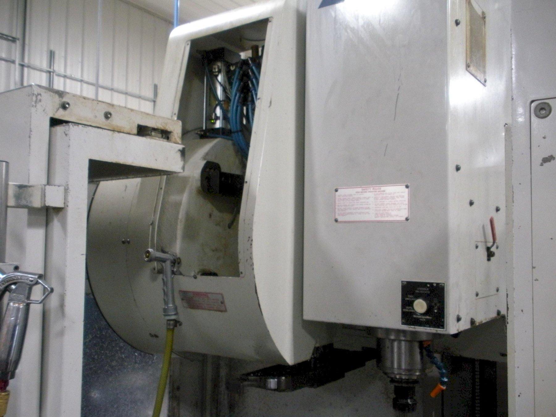 Milltronics RW18 Vertical Machining Center, S/N 8069, New 2004.