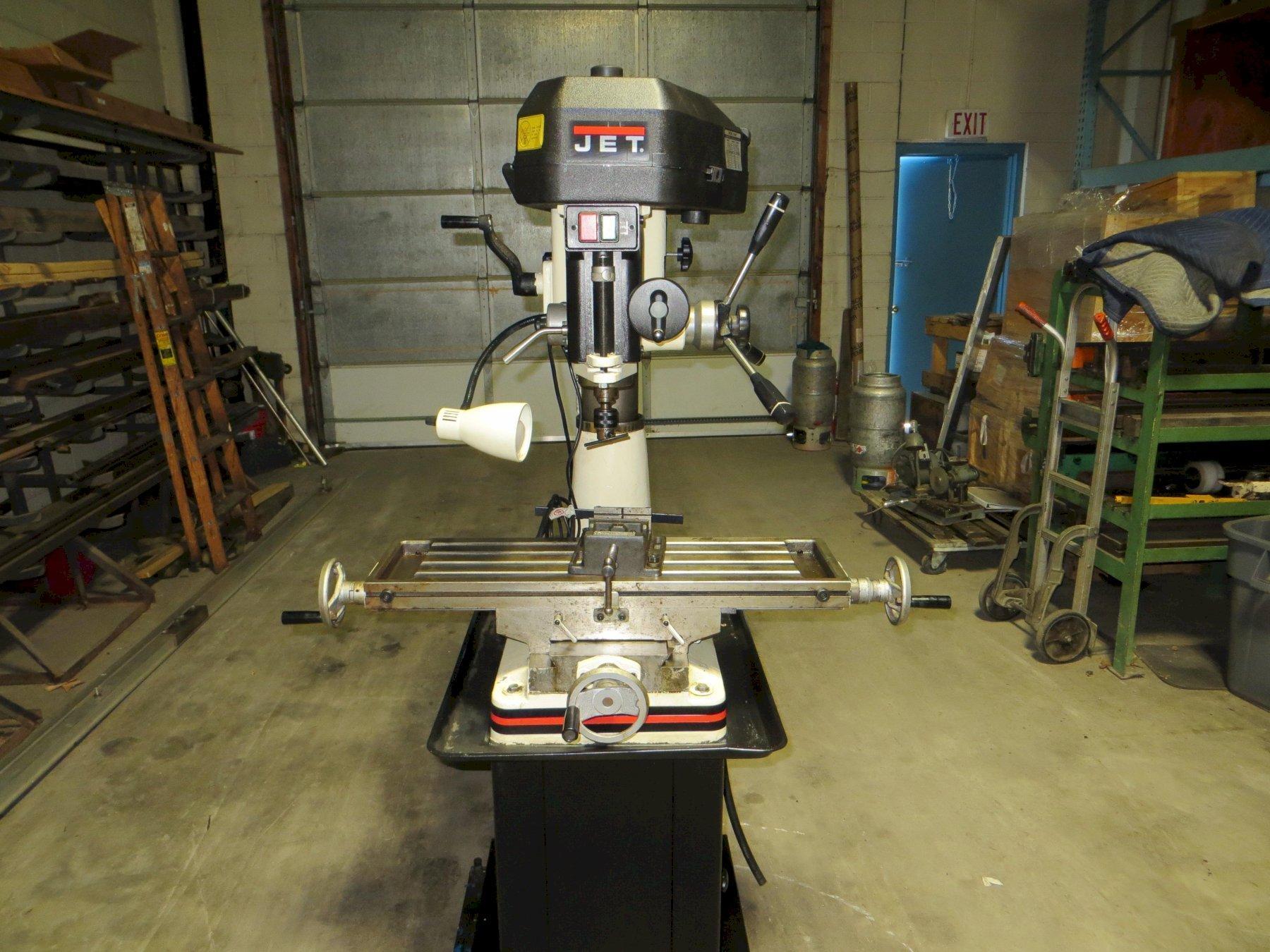 Jet Mill/Drill Model JMD-18 w/ Stand