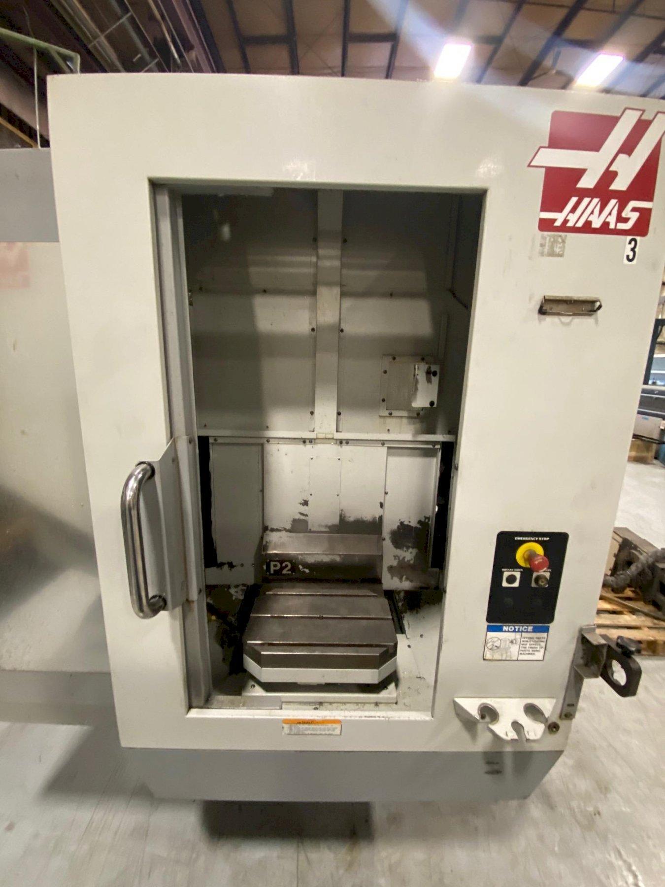 Haas MDC-500 CNC Vertical Pallet Changer