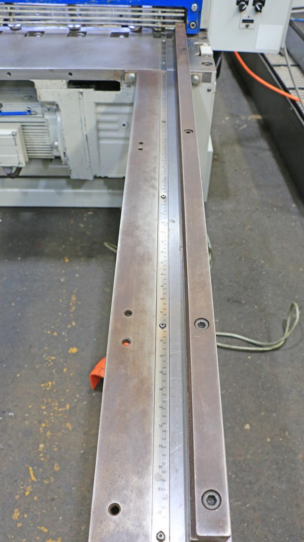 10 Ga x 10 ft. Roper Whitney Mechanical Power Shear Model PX1010