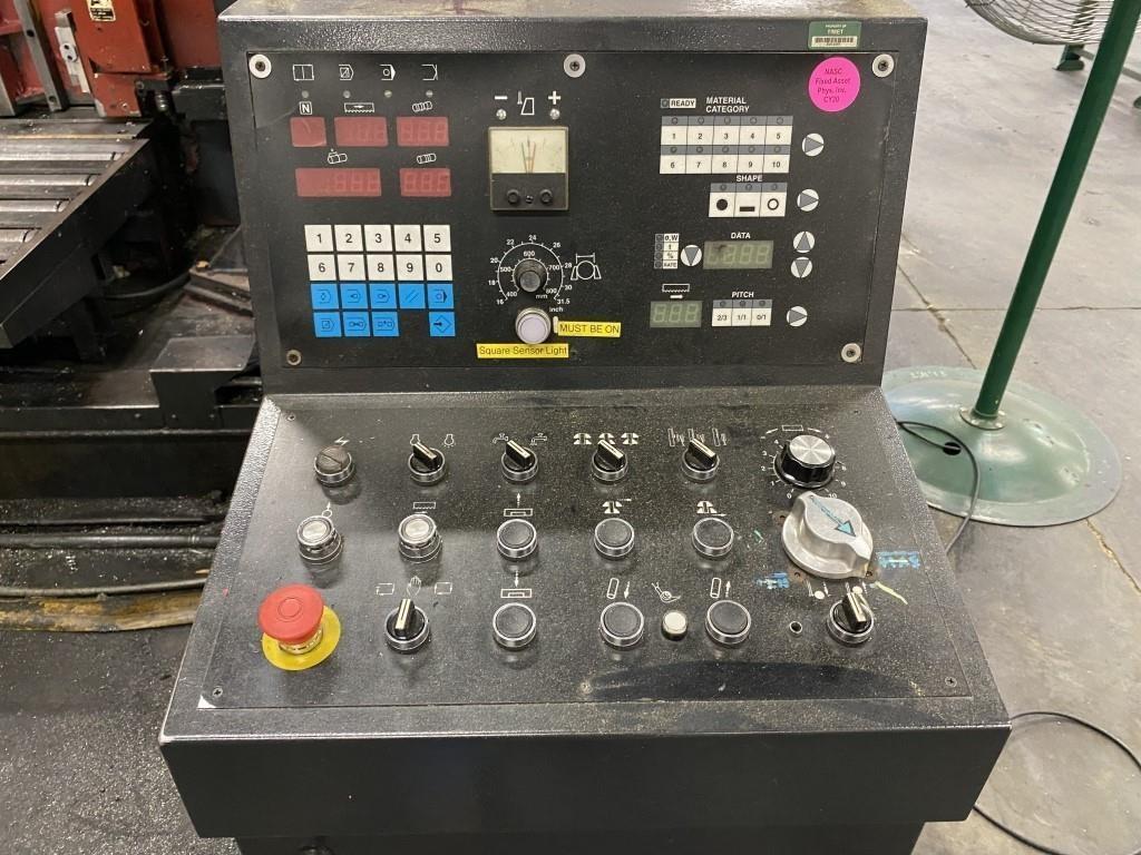 "AMADA HFA700 II  32"" x 28"" Model HFA-700CII Automatic Horizontal Bandsaw"
