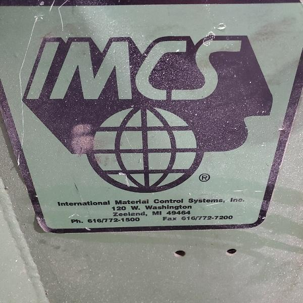 IMCS Used Tilter, 2000 lbs Load Capacity, Yr 1992