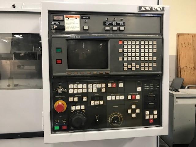 1997 Mori Seiki SL-75C  Turning Center