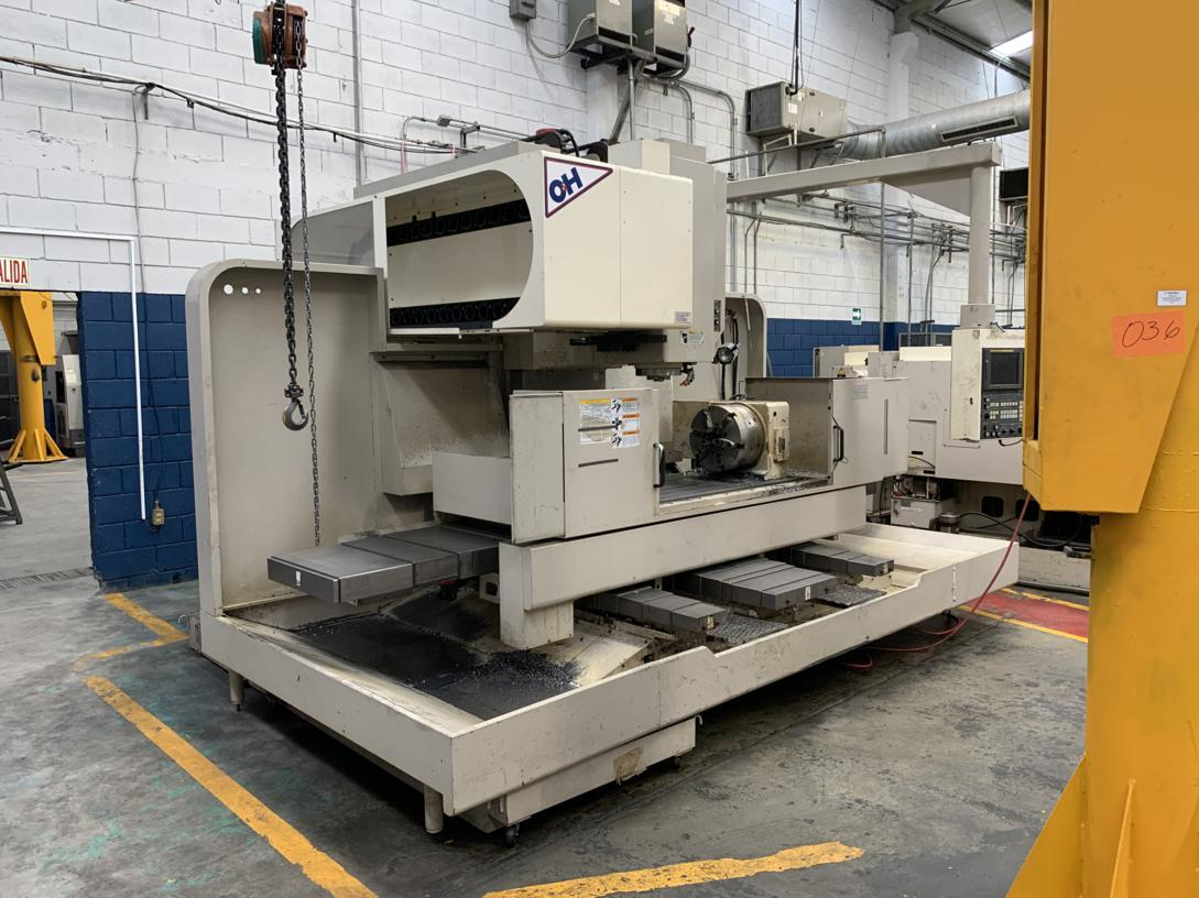 2002 Okuma Howa Millac 761V - Vertical Machining Center