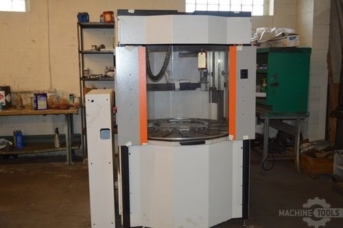 SYSTEM 3R WORKPAL ROBOTIC WORKPIECE LOADER w/ 32.6