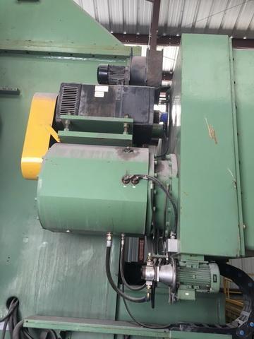 """120"""" x 1"""" PRD Beveler Model EBM 120 (2006)"""