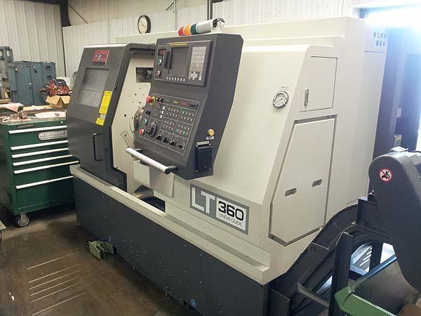 YMT LT360 CNC Turning Center