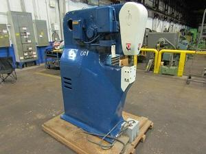 ERCO 476 SHRINKER & STRETCHER MACHINE   Our stock number: 114995