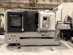 2014 DMG MORI NLX 2500Y/700 - CNC Horizontal Lathe