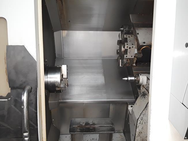 2009 Haas SL-20T CNC Horizontal Lathe