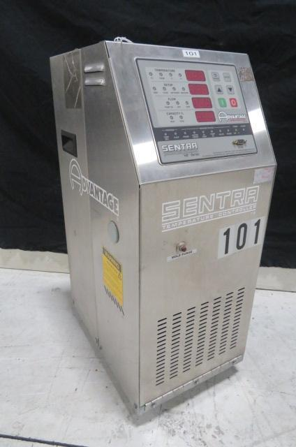 Advantage Sentra Used 3/4hp, 10kw, SK-1035ZHE-41D1 Mold Temperature Control Unit, 460V, Yr. 2005