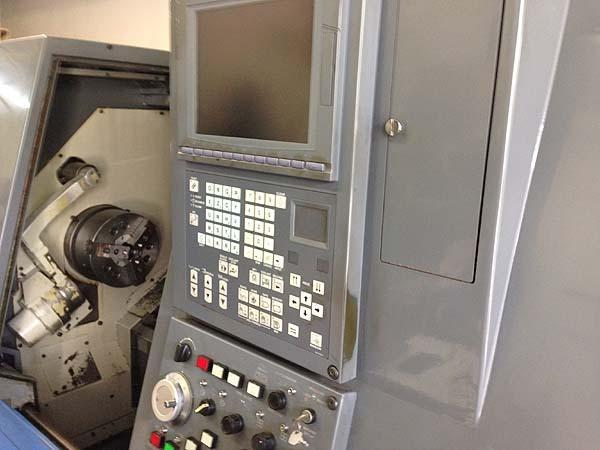 "MAZAK QUICK TURN 300 QT-300, Mazatrol Fusion 640 CNC, 23"" Swing, 10"" Chuck, 39.8"" Centers, 2.75"" Bar Capacity, 3 Jaw and Collet Chuck, Tool Setter, New 8/2001, Only 3600 Hours!"