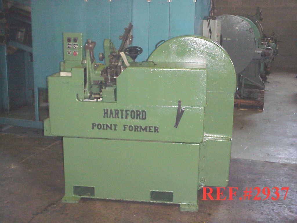 "1/4"" Hartford Model 6-600 / 8-400 Pinch Pointer"