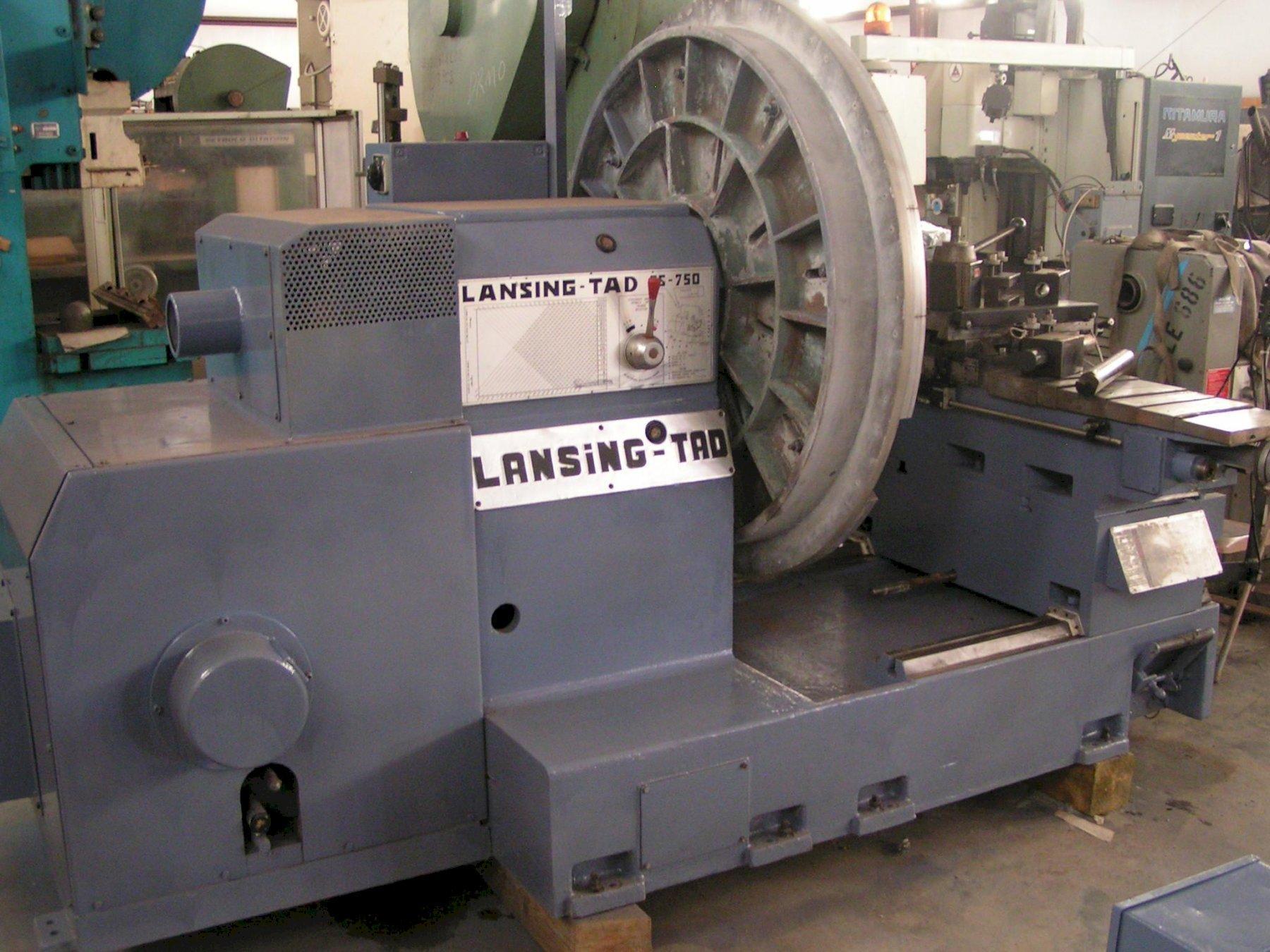 LANSING MODEL TAD FS-750 T-LATHE