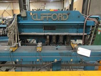 Clifford Engineering VW-1212 Cnc Welder