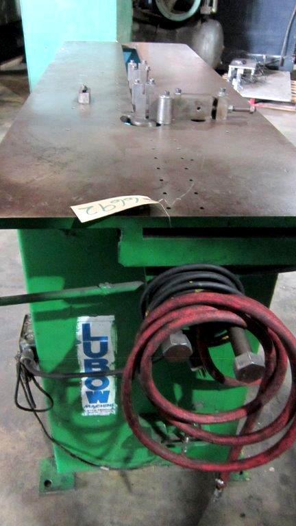 Lubow WBR-1 Wire Bender