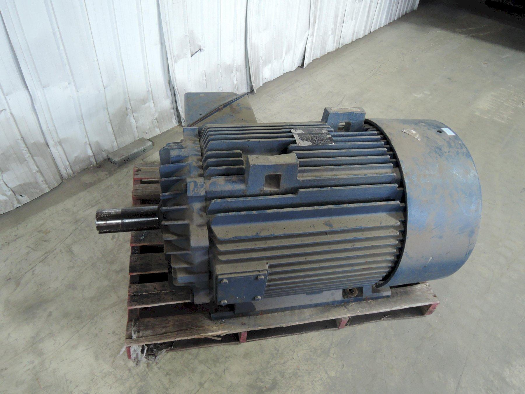 250 HP Electric MOTOR