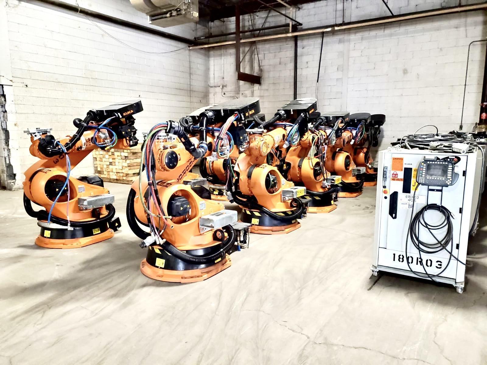 Kuka Robots bulk, wholesale