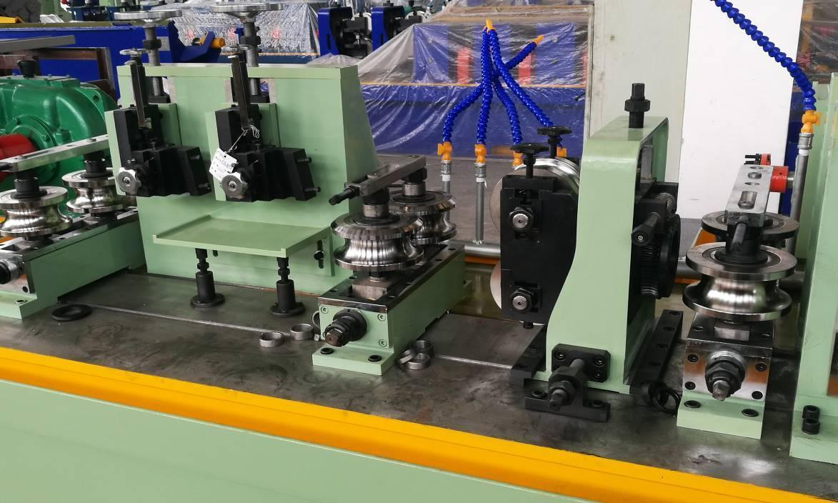 """3.5"""" (89mm) ZG Series High Frequency Pipe Making Machine"""