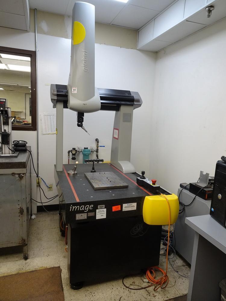 Brown & Sharpe Global Image 5.7.5 DCC Coordinate Measuring Machine(CMM) (#33236)