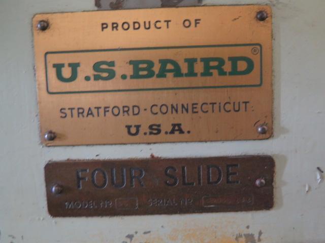 US BAIRD FORMING MACHINE: STOCK #71201