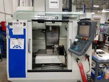 2011 HURCO VM10 CNC VERTICAL MACHINING CENTER