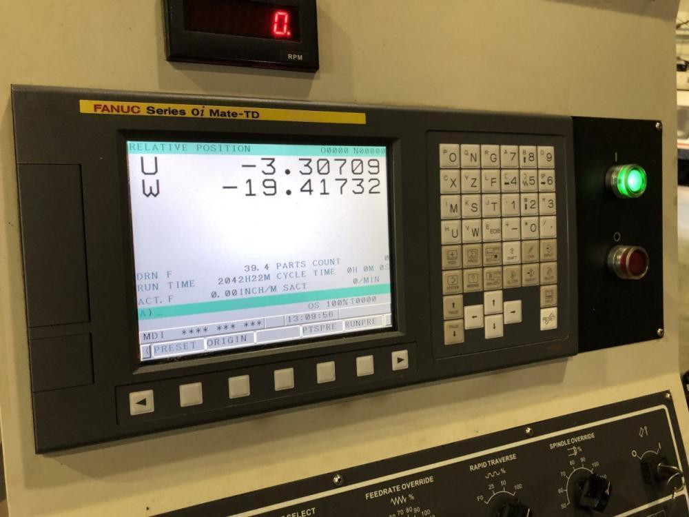 2014 Supertec G38P-60 CNC Cylindrical Grinder