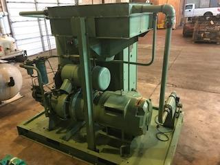 50 Hp SullAir Rotary Screw air compressor
