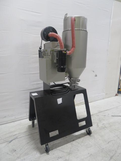 Novatec Used NDB-25 Material Dryer, Desiccant, 460V