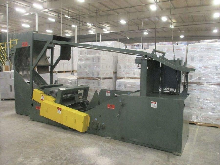 "20,000 lbs x 30"" Dallas Coil Cradle Straightener"