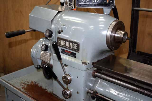 HARDINGE HLV-H - Lathes, CNC   Machine Hub on