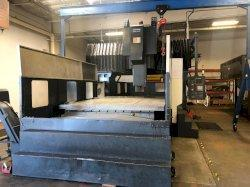 2007 Johnford DMC-4000x2800 - CNC Double Column Bridgemill