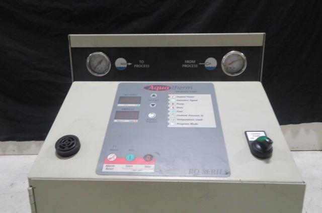 Aquatherm Used RQ18XX Temperature Control Unit, 1hp, 18kw, 460V